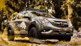 Mazda Philippines Champions Wildlife Preservation with the BT-50 4×4 Pangolin