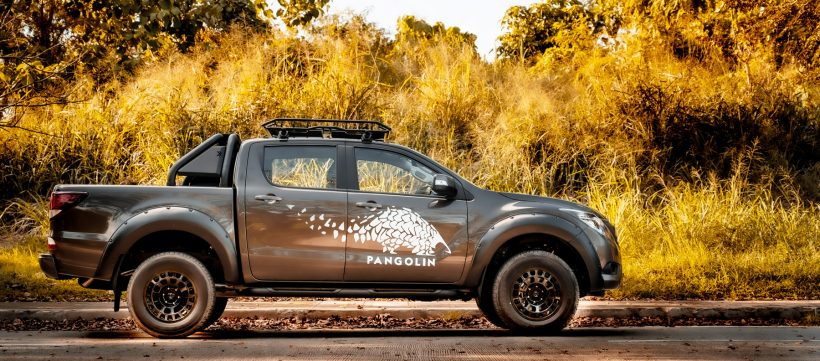 MAZDA BT-50 PANGOLIN