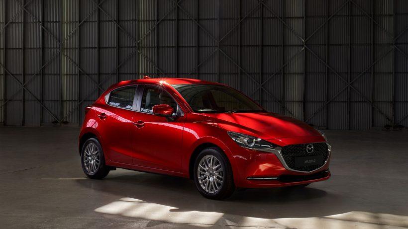 Mazda2 Features