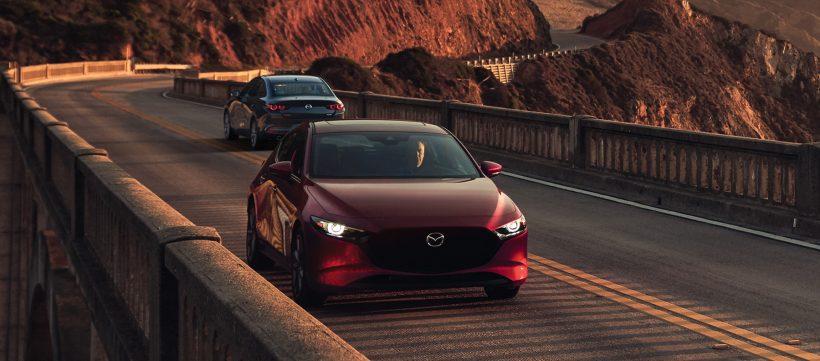 Mazda3 Features