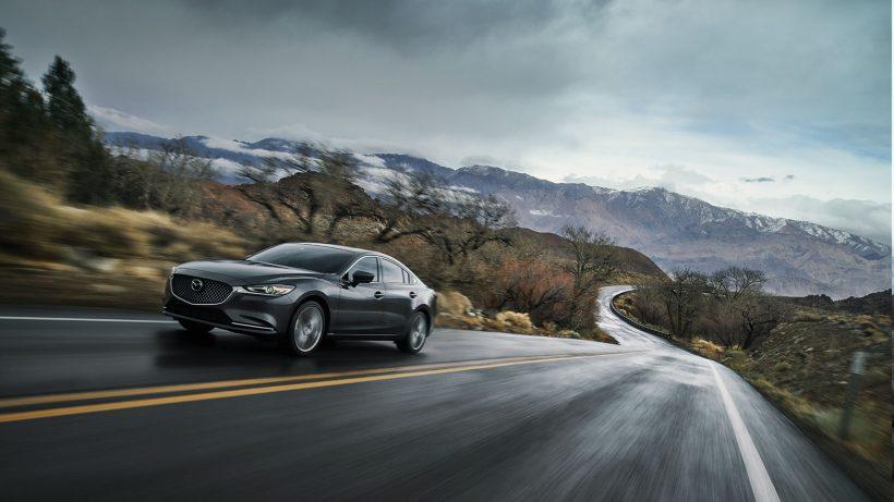 Mazda6 Features