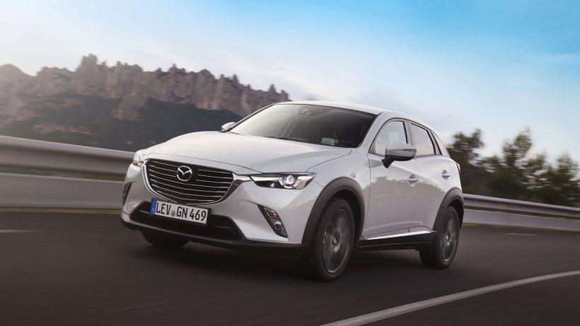 Mazda CX-3 Features