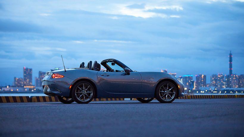 Mazda MX-5 Features