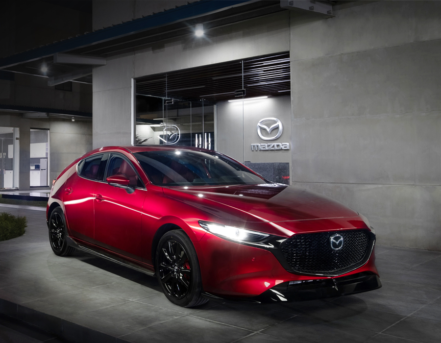 Elevating Design Perfection: The 2020 MAZDA3 Edition 100
