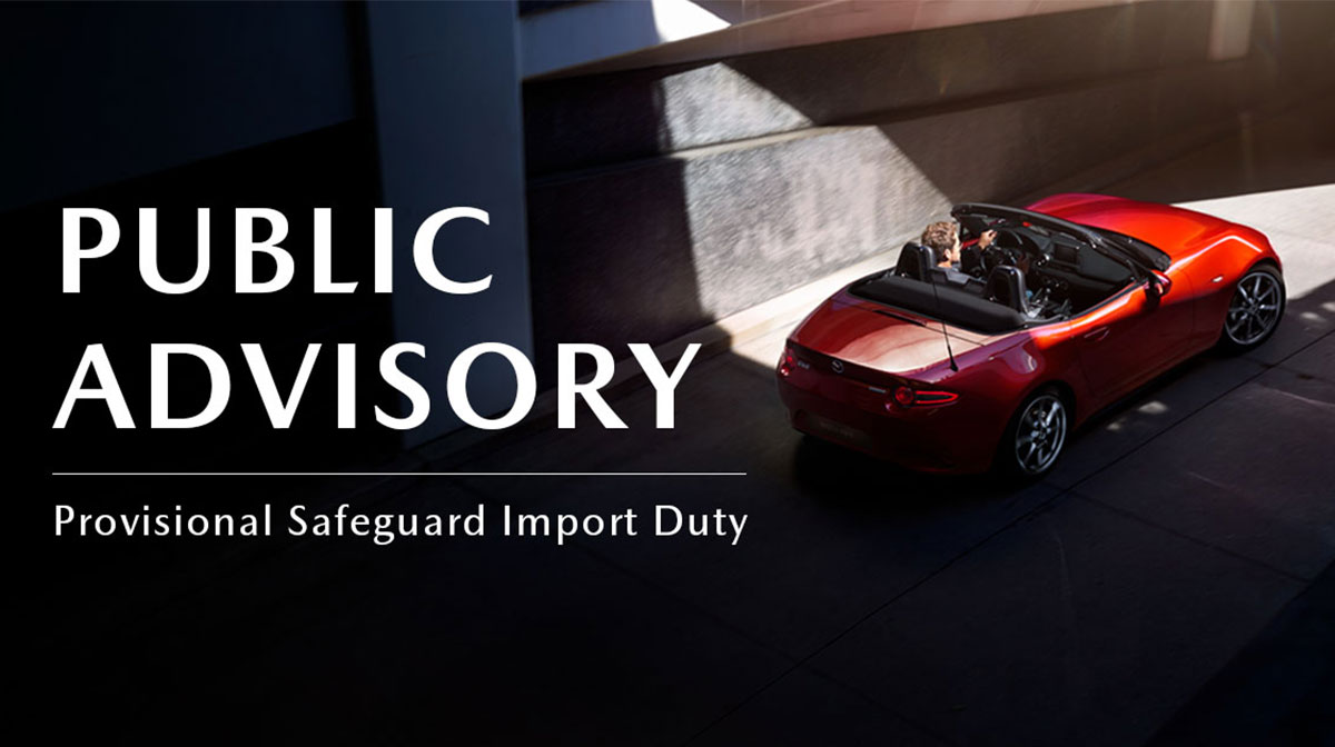 FAQs on the Provisional Safeguard Duty
