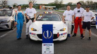 Team Mazda Philippines Wins Kalayaan Cup 12-Hour Endurance Race